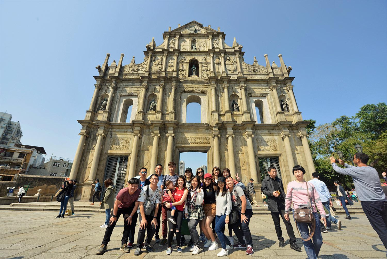 Macau Company Trip